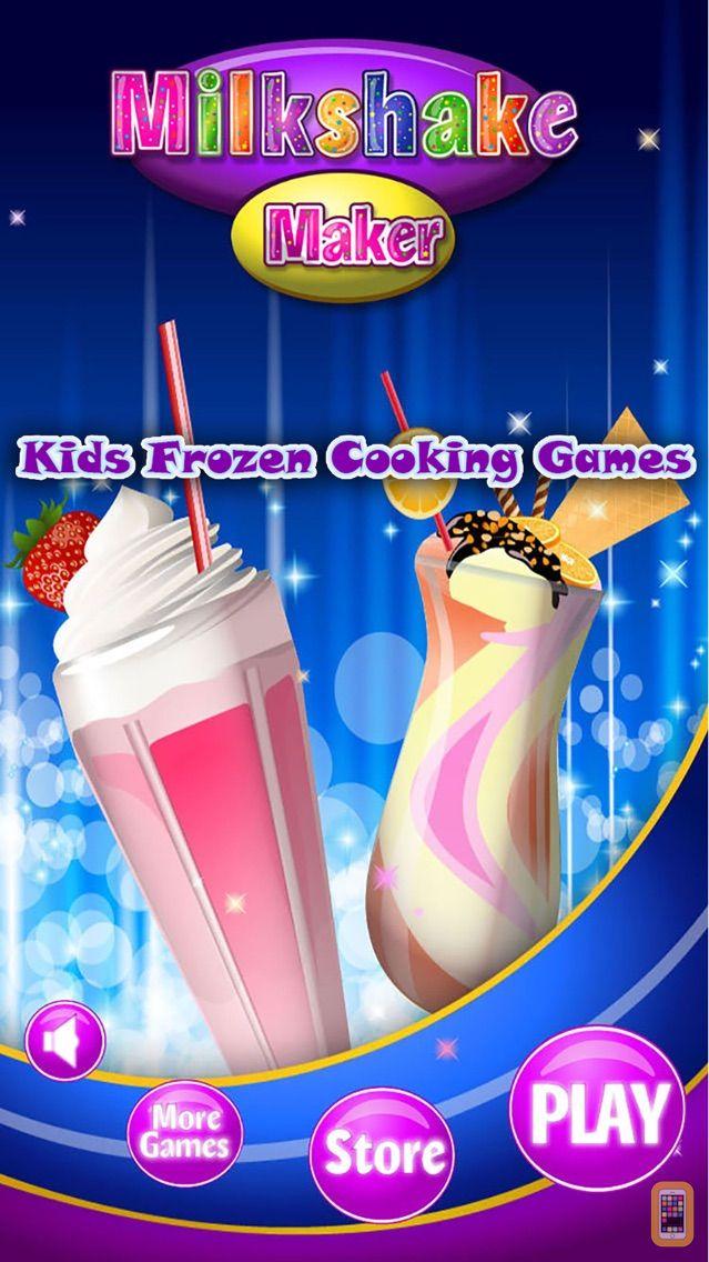 Screenshot - Milkshake Maker™