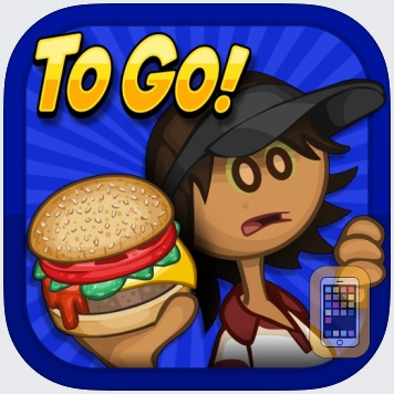 Papa's Burgeria To Go! by Flipline Studios (iPhone)