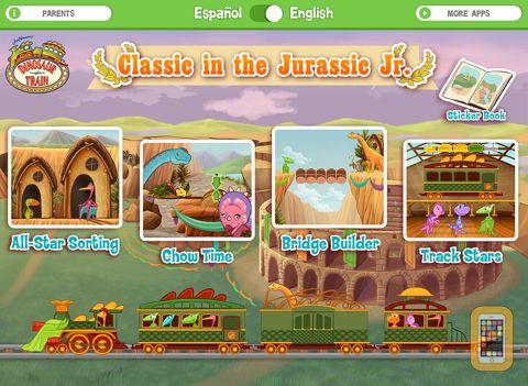 Screenshot - Dinosaur Train Classic in the Jurassic, Jr.!
