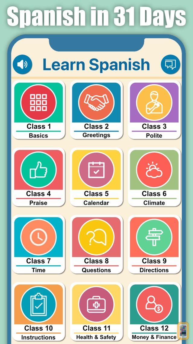 Screenshot - Learn Spanish for Beginners