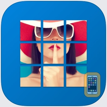 Giant Square PRO - Grids+ by John Galliano (iPhone)