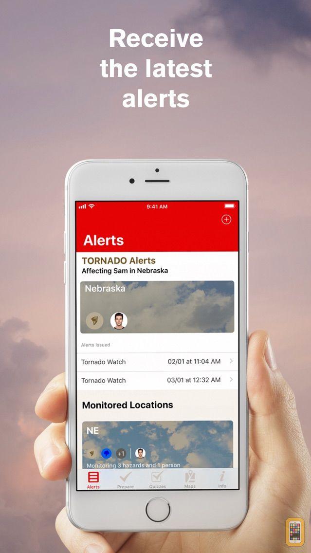 Screenshot - Tornado: American Red Cross