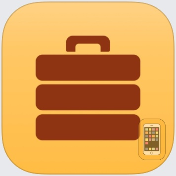 Suitcases - packing checklist by Evgeny Turchaninov (Universal)