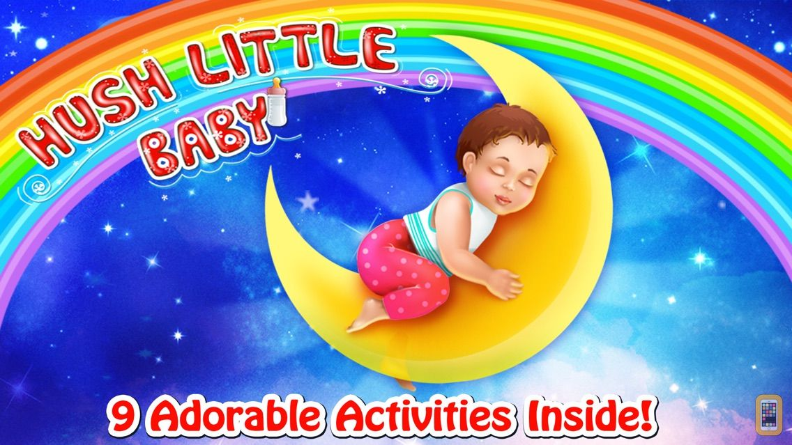 Screenshot - Hush Little Baby - All In One Educational Activity Center and Sing Along
