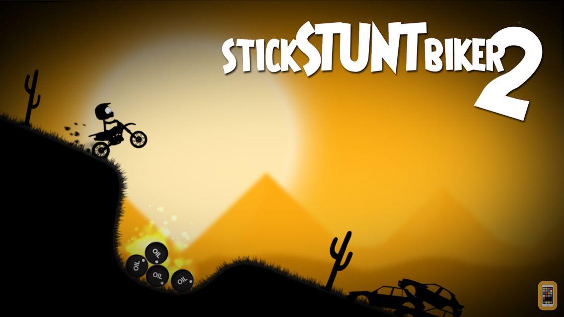 Screenshot - Stick Stunt Biker 2
