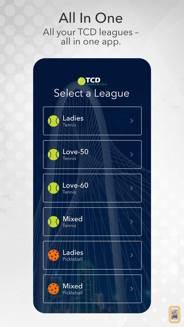 Screenshot - TCD Mobile