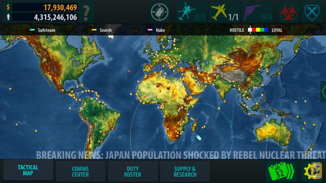 Screenshot - War of the Zombie