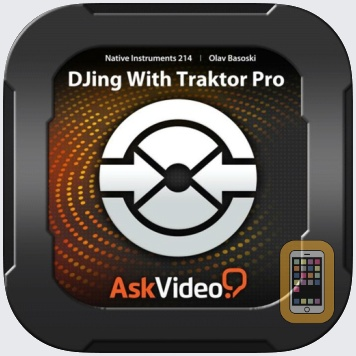 DJing With Traktor Pro by ASK Video (Universal)