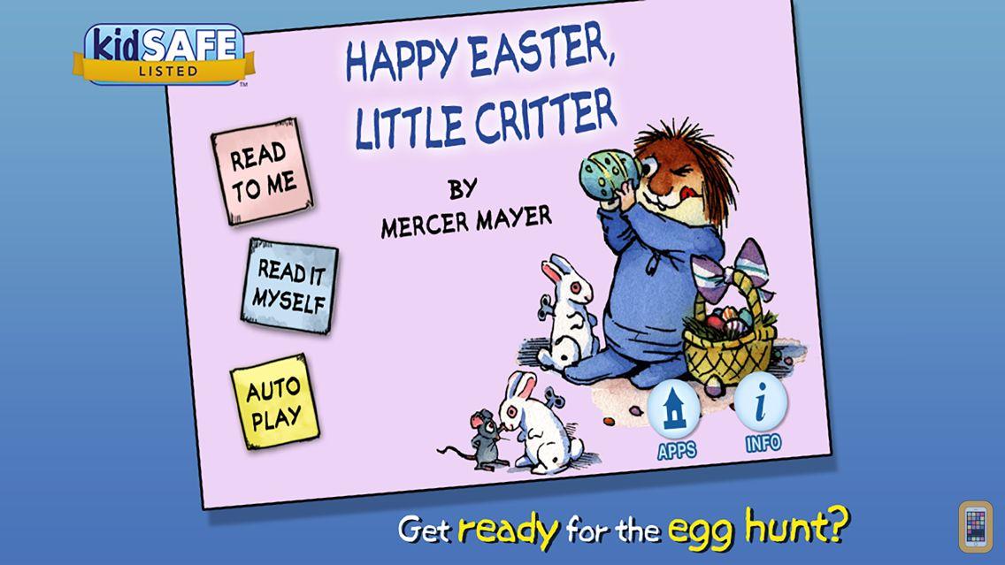 Screenshot - Happy Easter, Little Critter