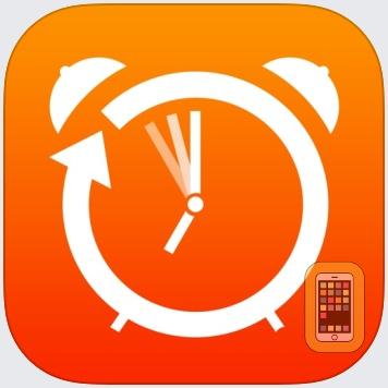 SpinMe Alarm Clock - Guaranteed Wake Up for Deep Sleepers by Abdulla Al-Shurafa (iPhone)