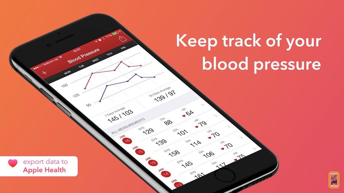 Screenshot - Blood Pressure Assistant