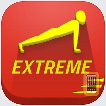 Pushups Extreme: 200 Push ups workout trainer XT Pro by FITNESS22 LTD (Universal)