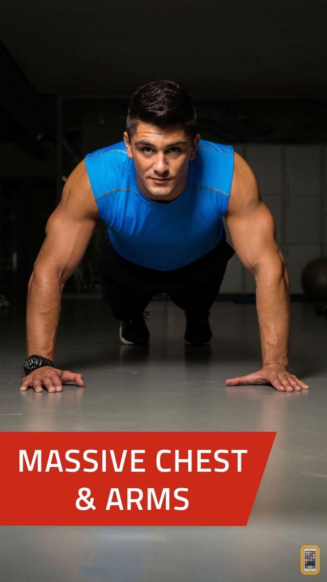 Screenshot - Pushups Extreme: 200 Push ups workout trainer XT Pro