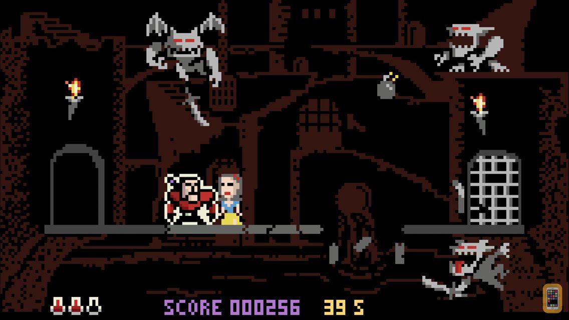 Screenshot - Gargoyle Ruins