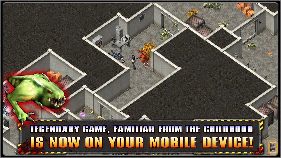Screenshot - Alien Shooter - The Beginning