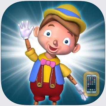 Pinocchio - Book & Games (Lite) by Appix Studio (Universal)