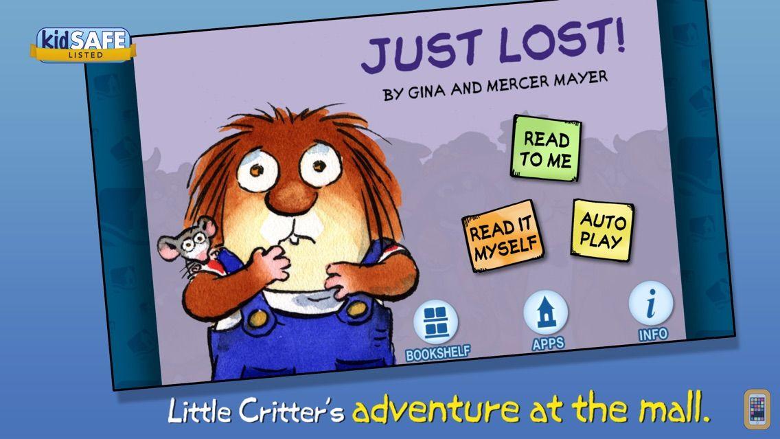 Screenshot - Just Lost - Little Critter
