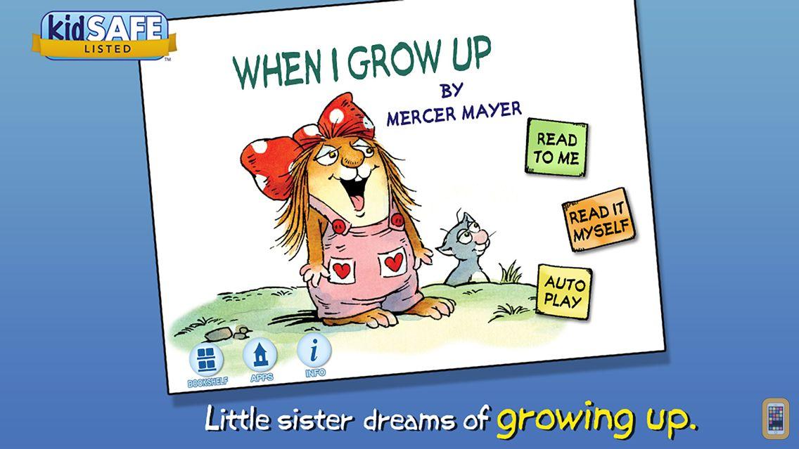 Screenshot - When I Grow Up - Little Critter