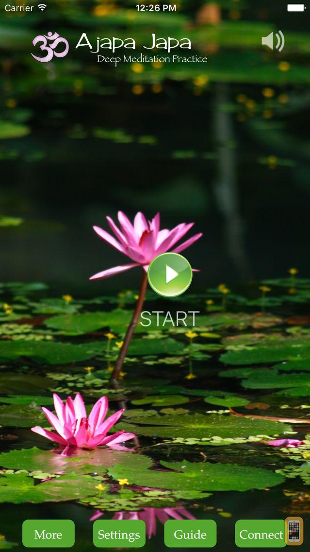 Screenshot - Ajapa Japa - Deep Meditation Practice
