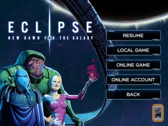 Screenshot - Eclipse - Boardgame
