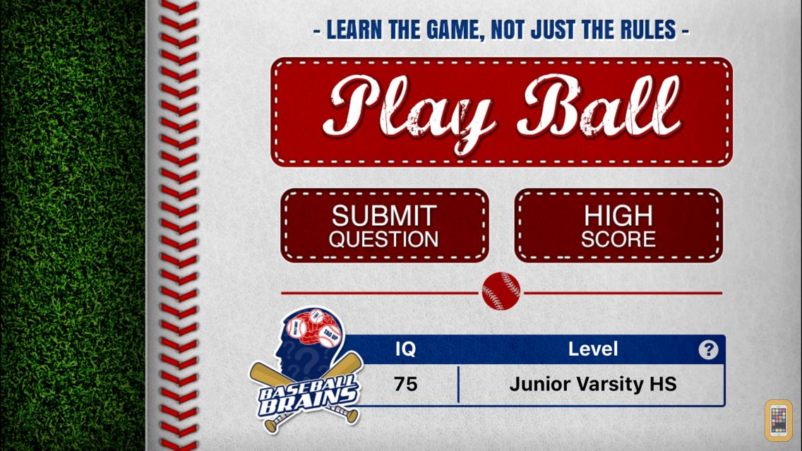 Screenshot - Baseball Brains