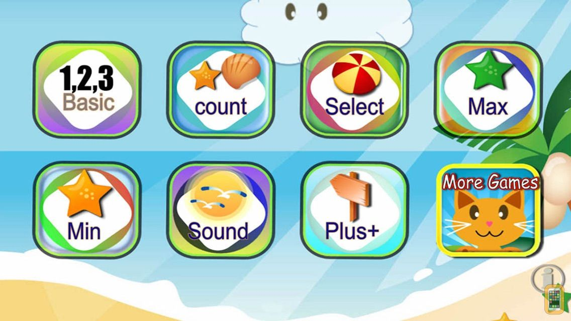 Screenshot - QCat - Toddler's Count 1-2-3  Number & Math learning Games