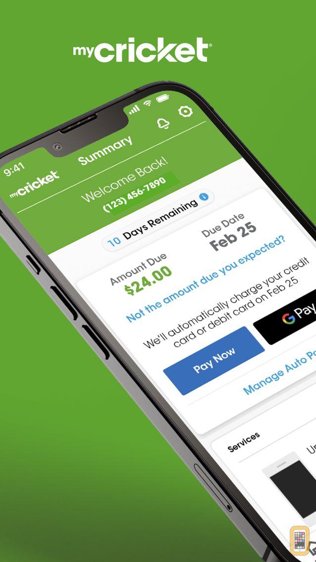 Screenshot - myCricket App