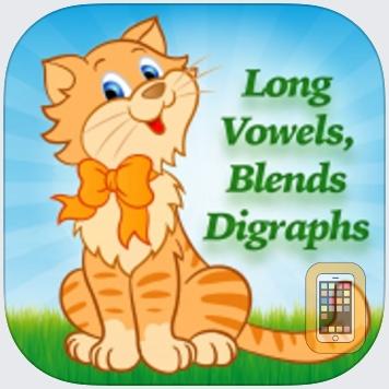 Long Vowels, Digraphs, Blends by Arni Solutions Pvt. Ltd. (Universal)