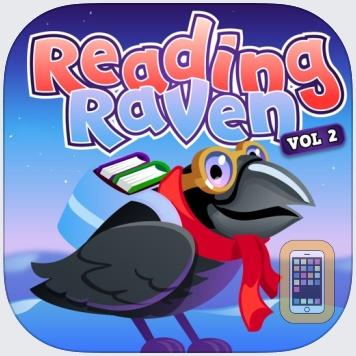 Reading Raven Vol 2 HD by Early Ascent, LLC (iPad)