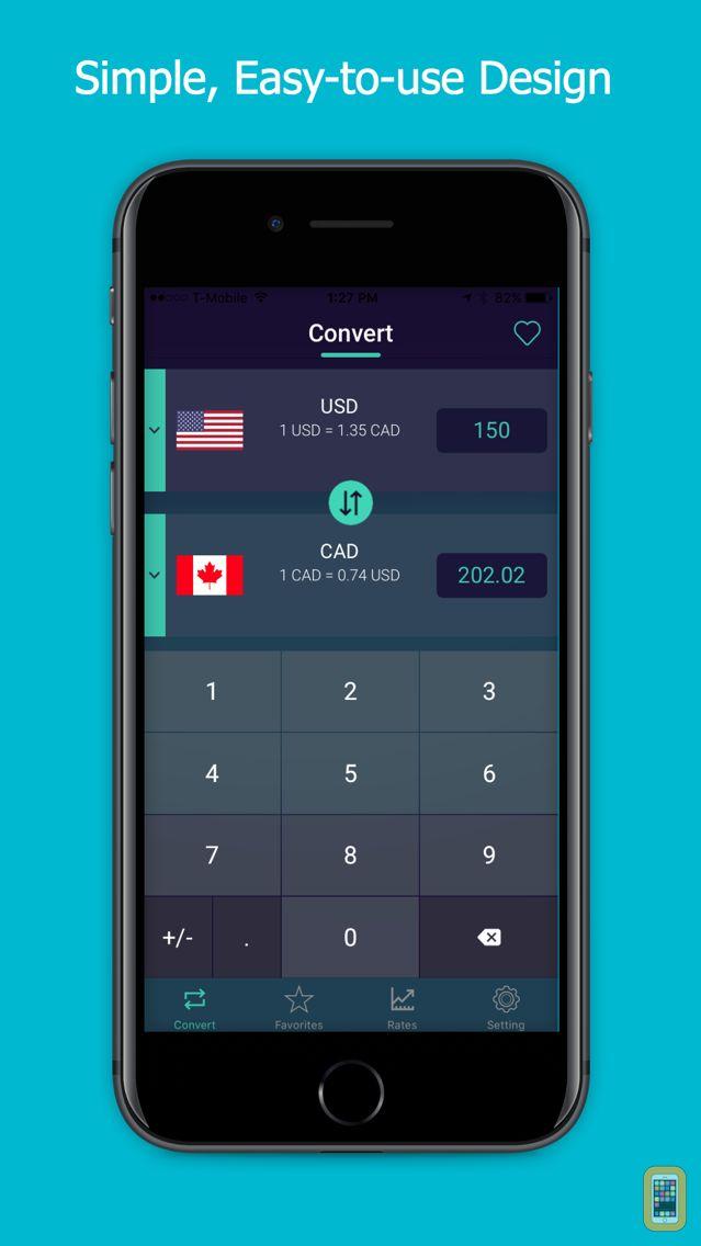 Screenshot - World Currency Converter FOREX