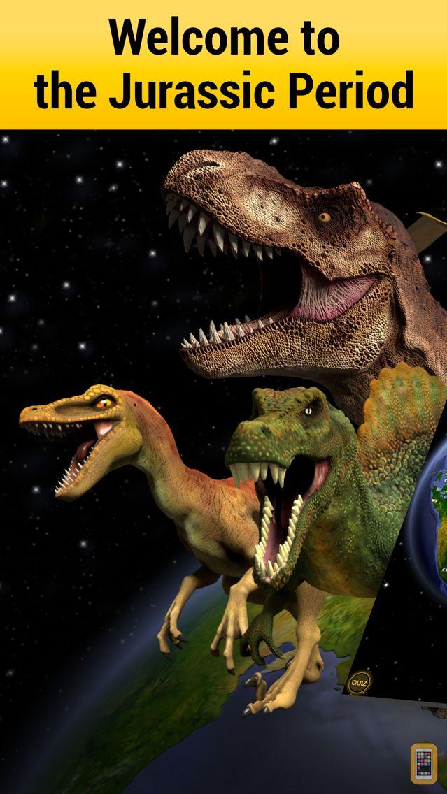Screenshot - Dino Walk - Your World History