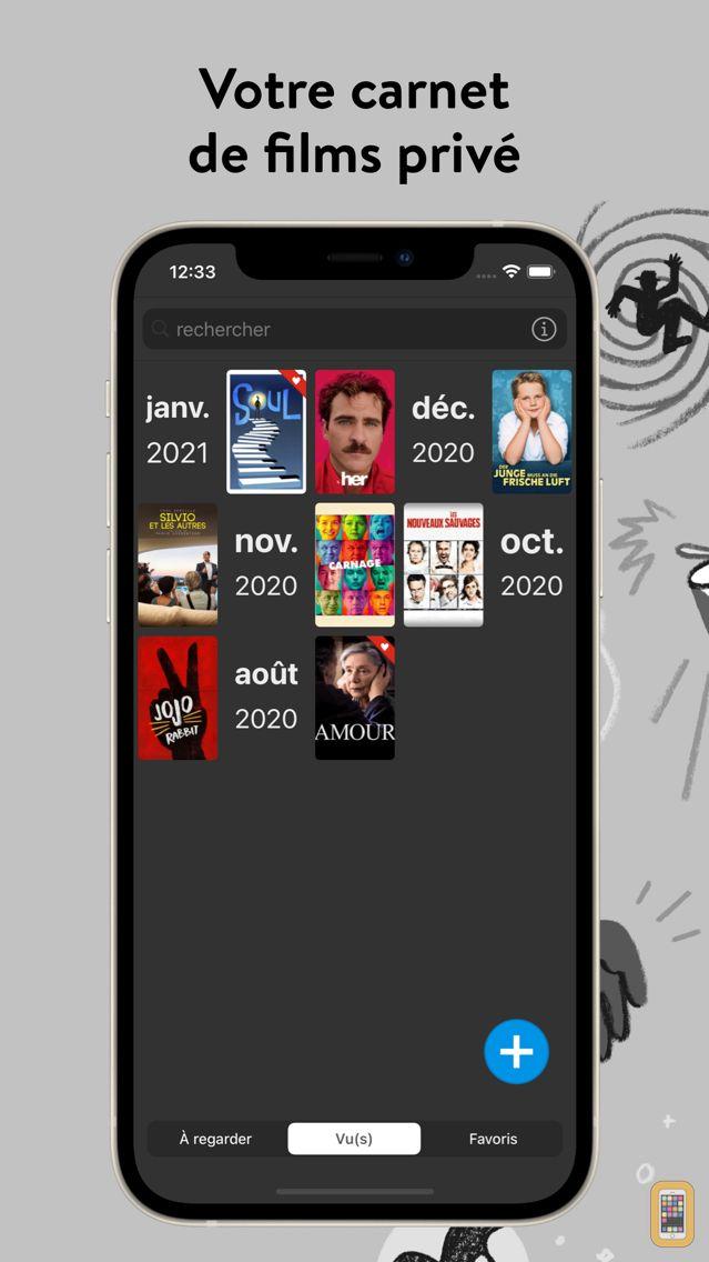 Screenshot - Filmlog