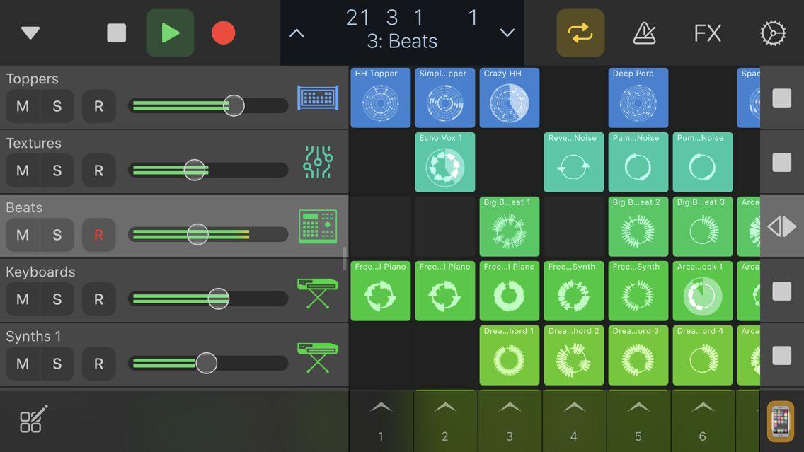 Screenshot - Logic Remote