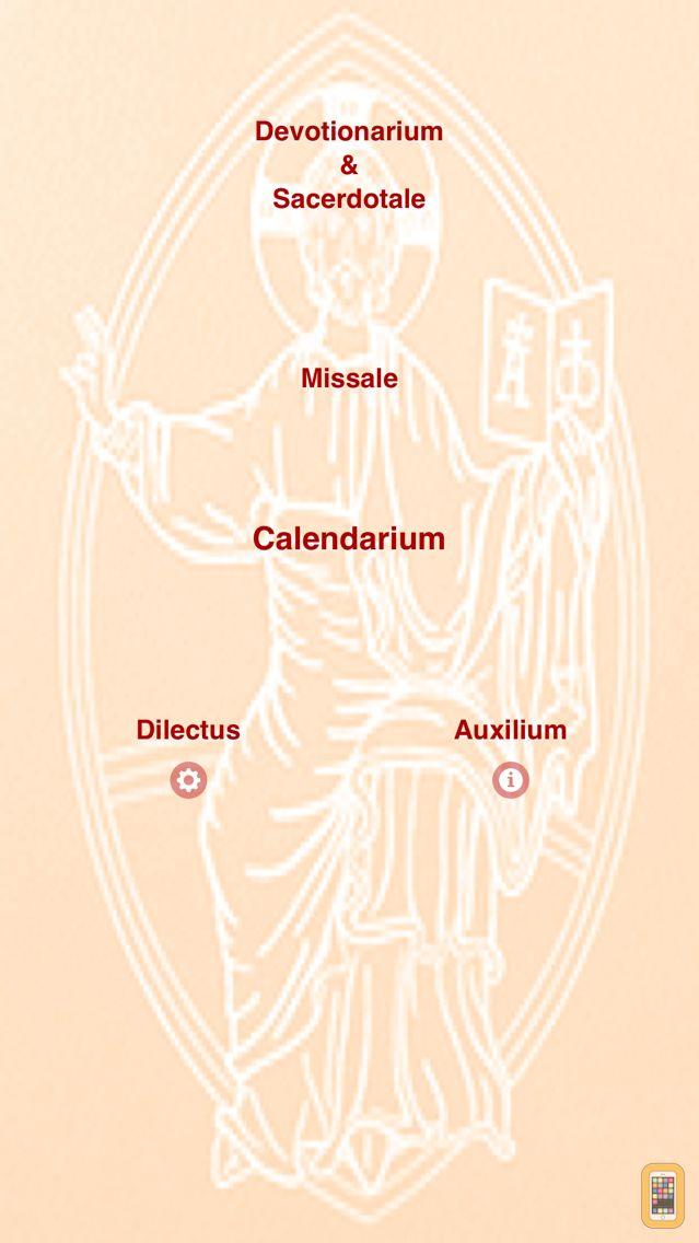 Screenshot - Missale Romanum