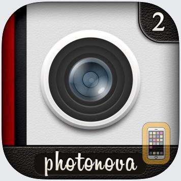 PhotoNova+ 2 - Photo Editor with Selective FX & Lasso by loran dyrmishi (iPhone)