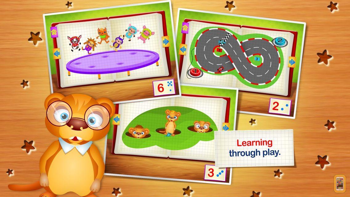Screenshot - 123 Kids Fun NUMBERS - Top Fun Math Games for Kids