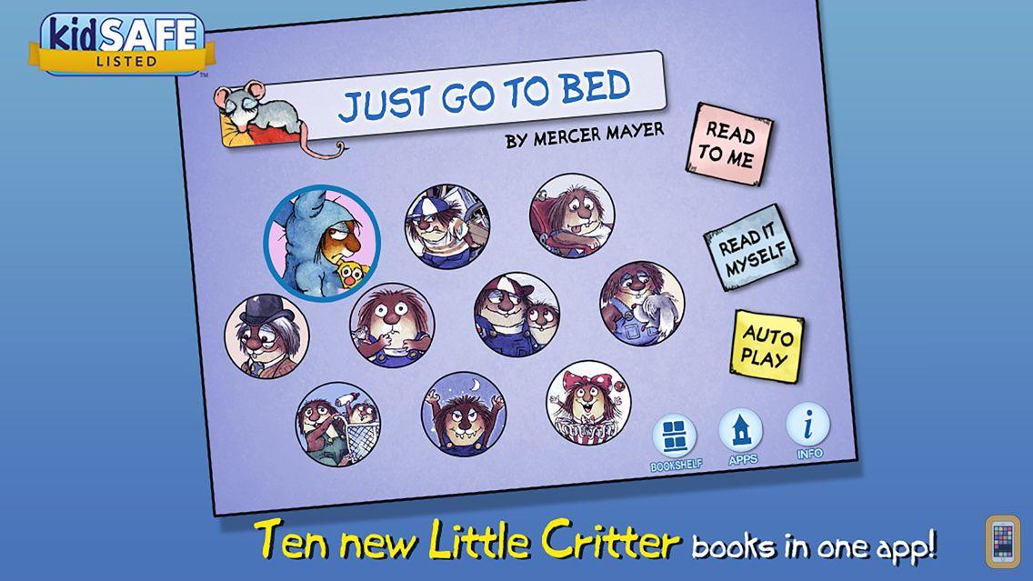 Screenshot - Little Critter Collection #2