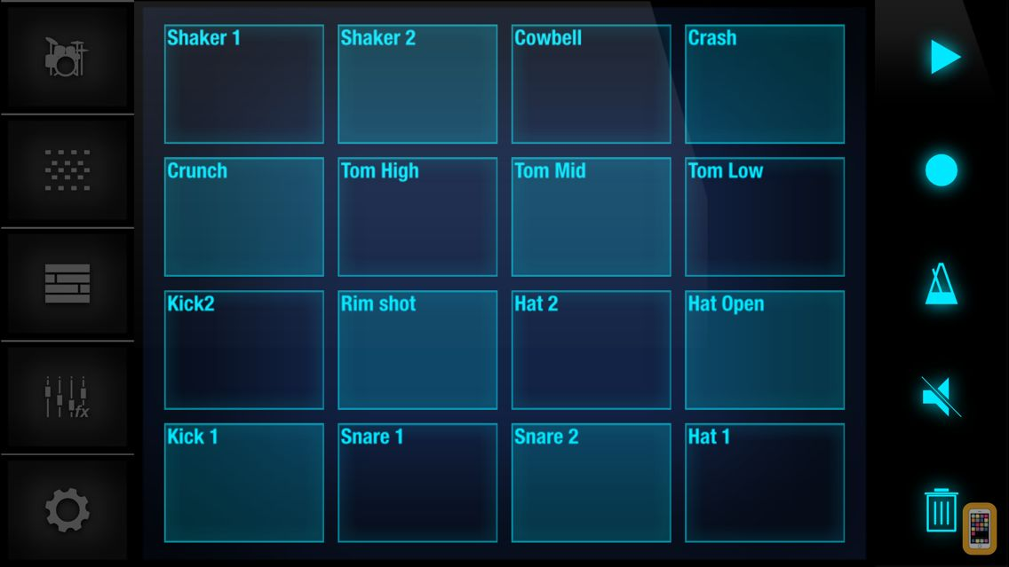 Screenshot - EasyBeats 3 Drum Machine
