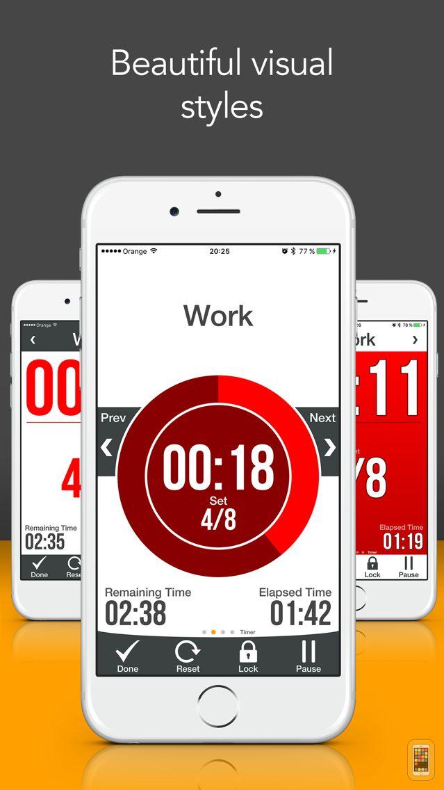 Screenshot - Circuit Training Interval Timer Pro