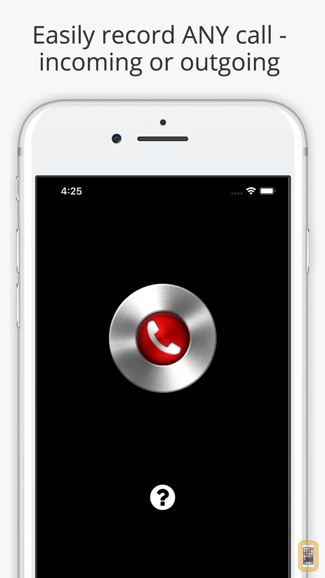 Screenshot - Call Recorder Pro for iPhone