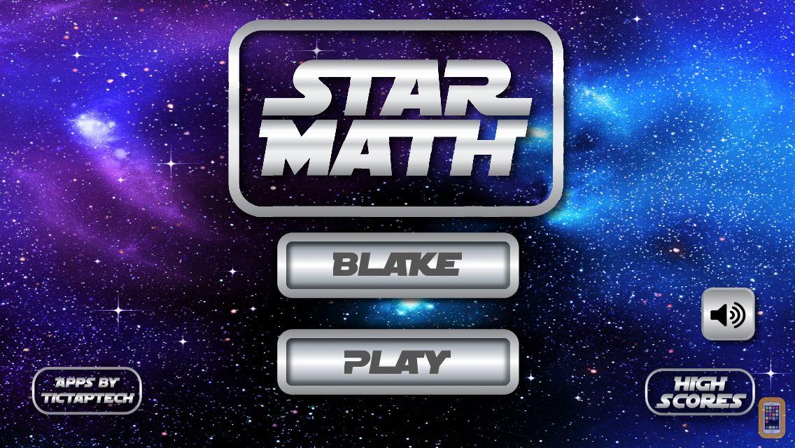 Screenshot - Star Math