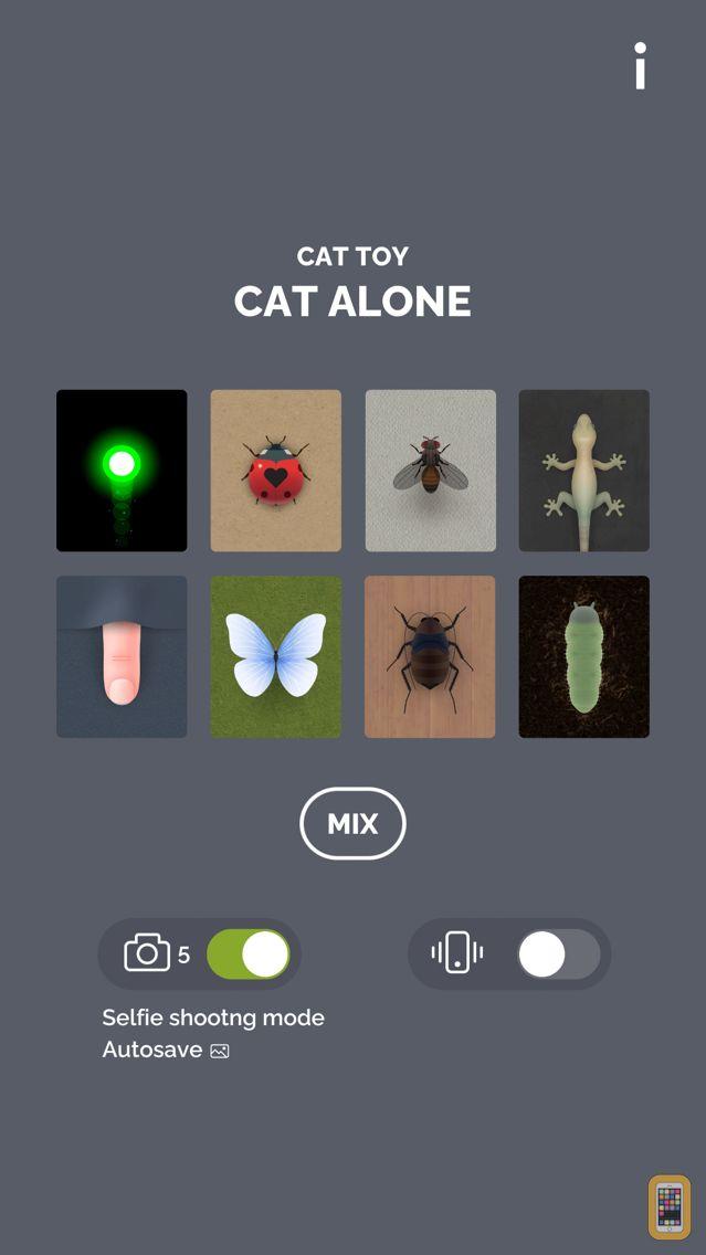 Screenshot - CAT ALONE - Cat Toy