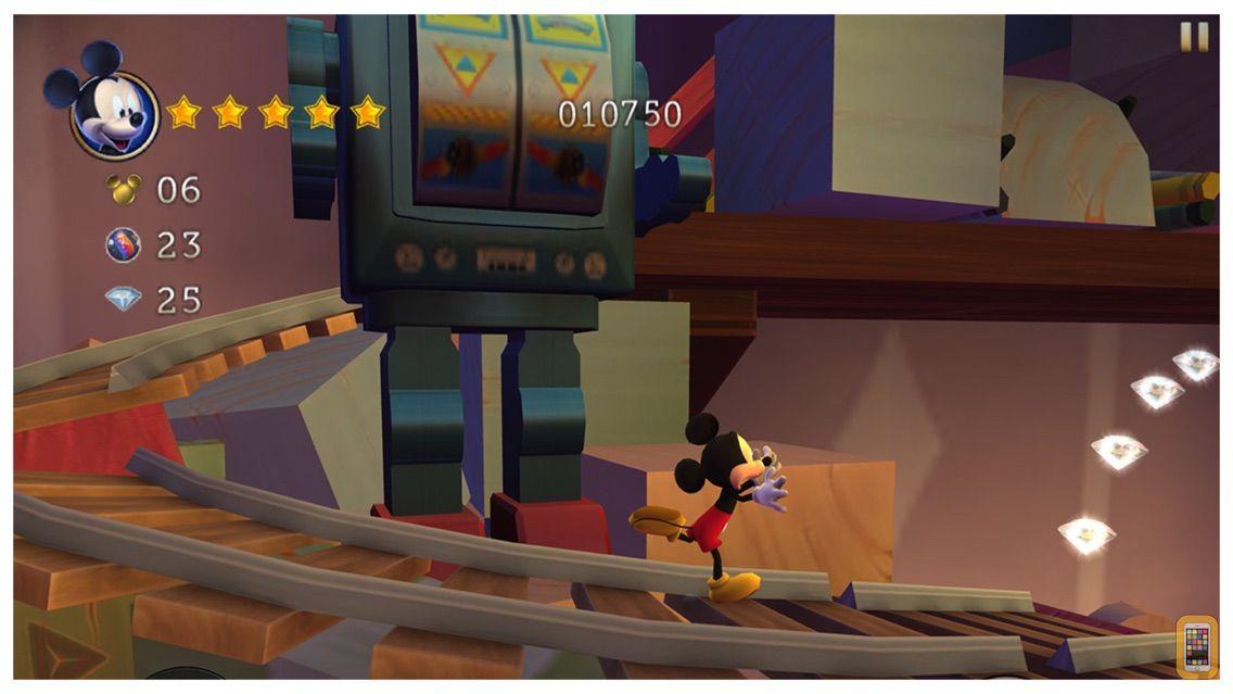 Screenshot - Castle of Illusion