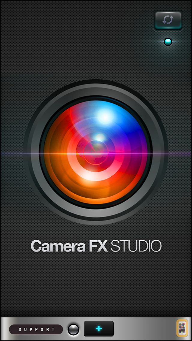Screenshot - Camera FX Studio 360 - camera effects plus photo editor