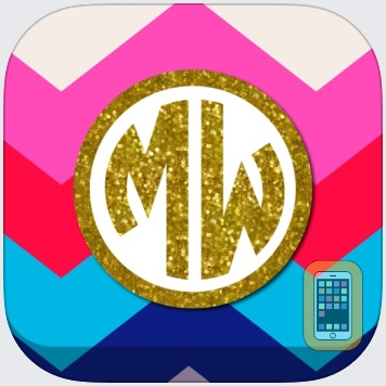 Monogram Wallpapers Background by Yellow Lab, Inc. (Universal)