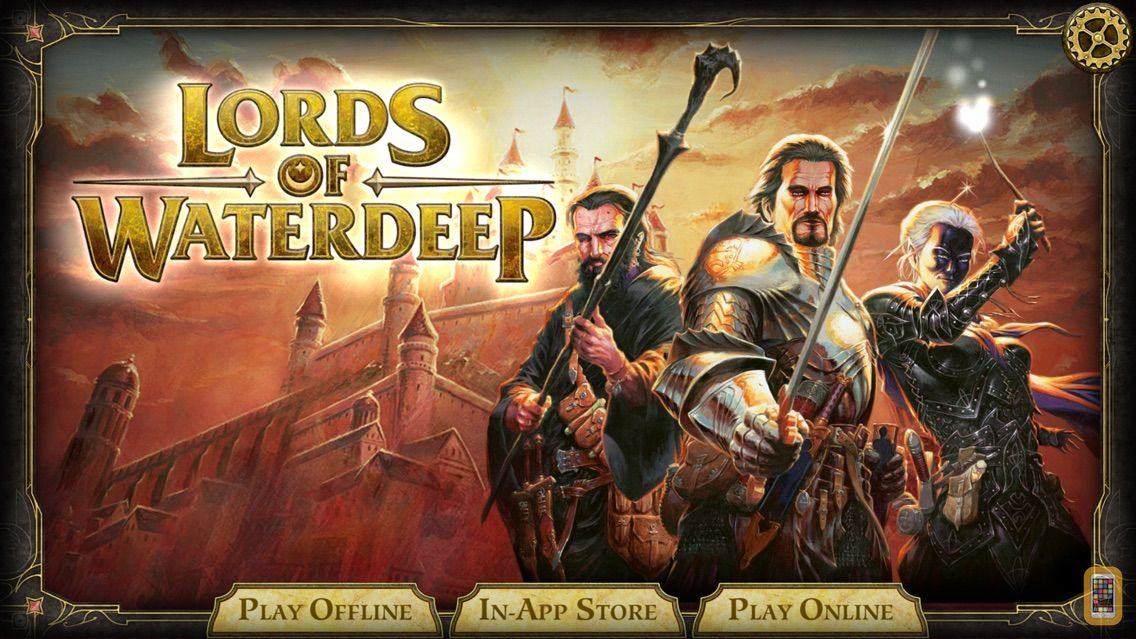 Screenshot - D&D Lords of Waterdeep