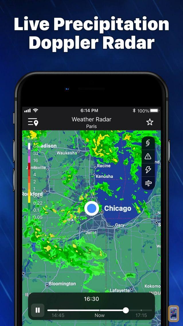 Screenshot - Weather Radar NOAA