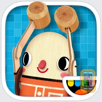Toca Builders by Toca Boca AB (Universal)