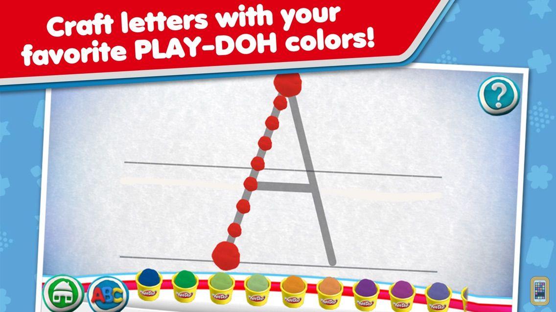 Screenshot - PLAY-DOH Create ABCs