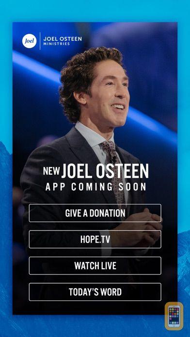 Screenshot - Joel Osteen Ministries
